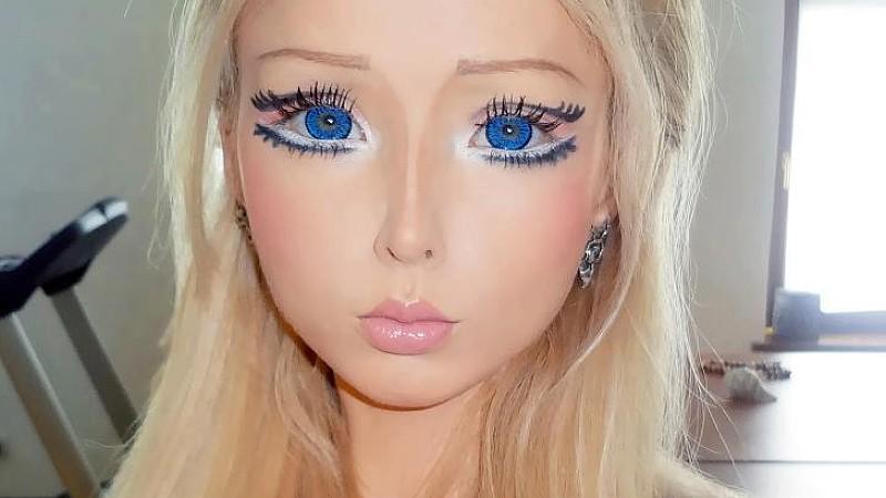 Aussehen Wie Barbie