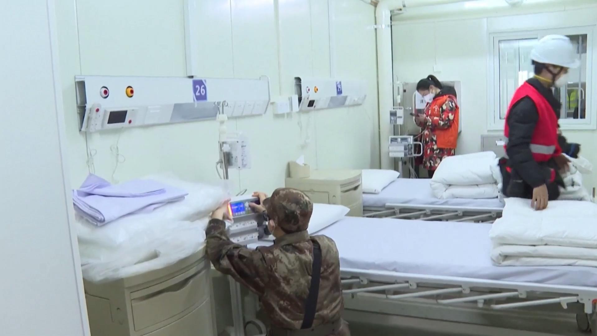 Corona Krankenhaus China