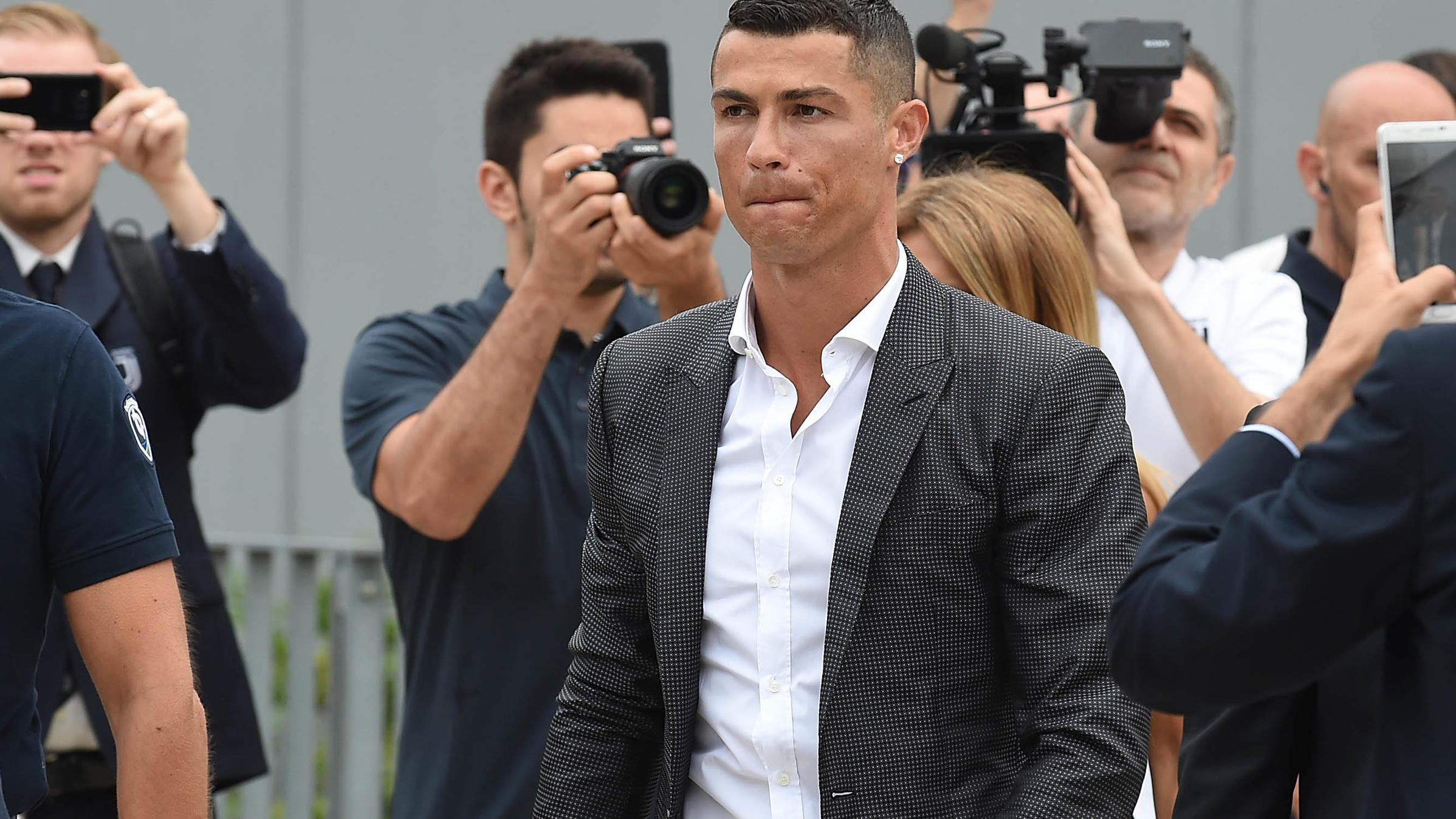 Ronaldo Vergewaltigungsopfer