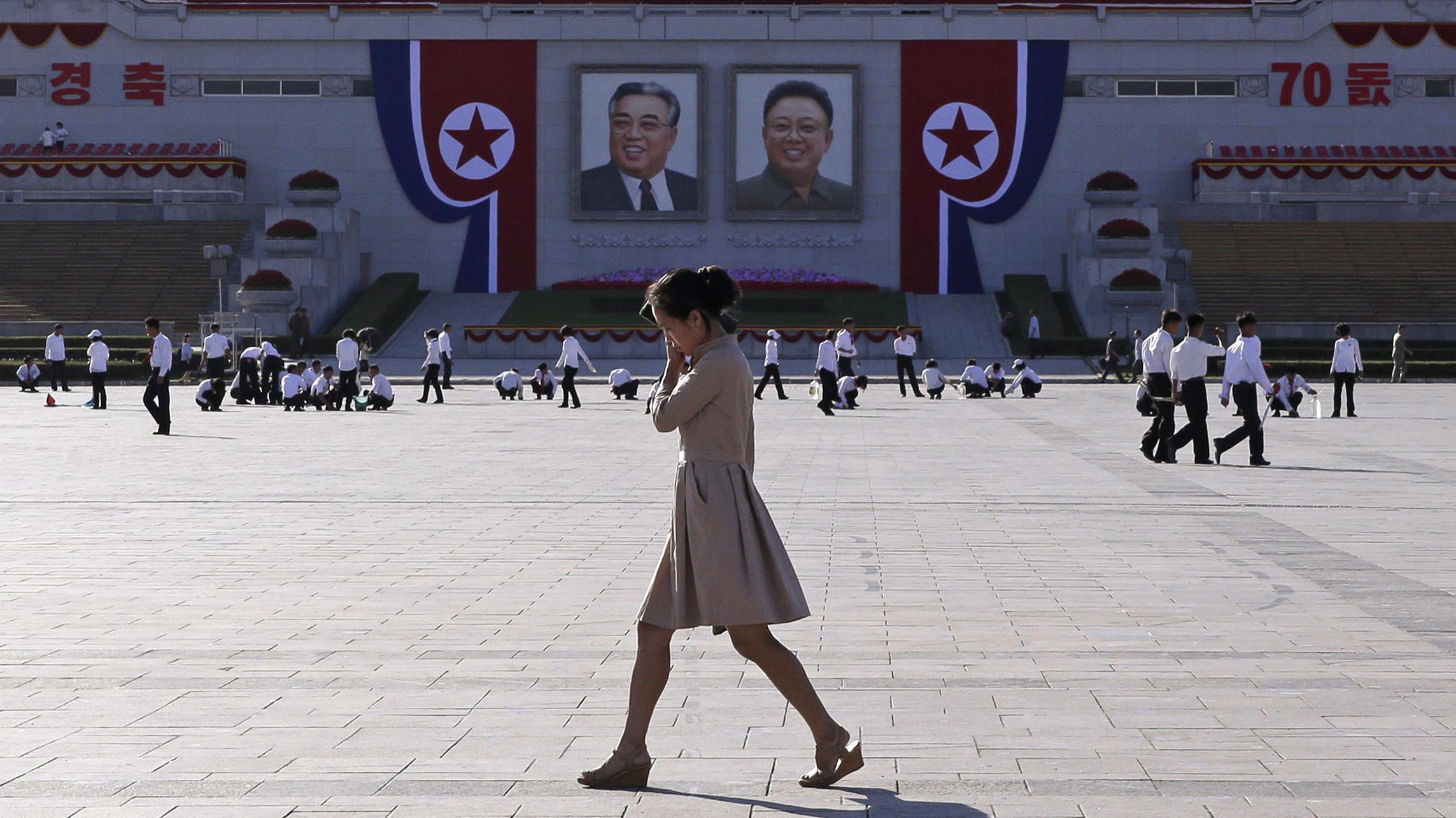 weekly vide north korea - 1000×666