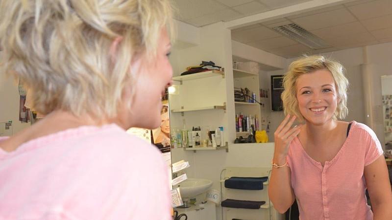 Iris Mareike Steen Hat Eine Tolle Neue Frisur