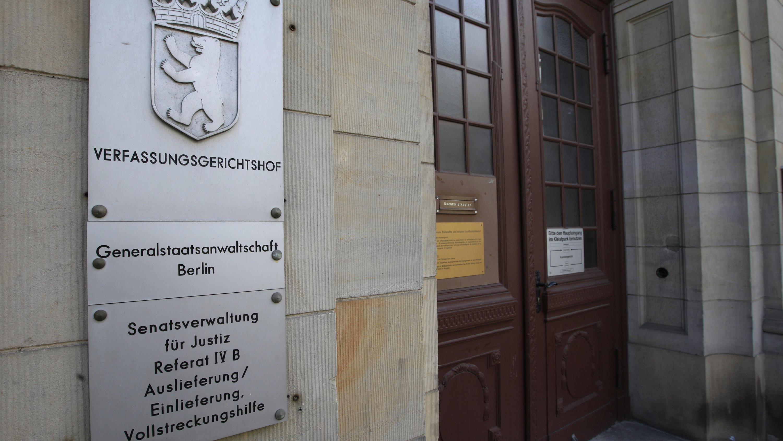 Berlin: Terrorverdächtiger arbeitete an Grundschule