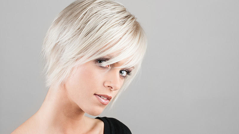 Kurze Haare Ja Oder Nein Der Linealtest Verrät Welche Frisur Ihnen