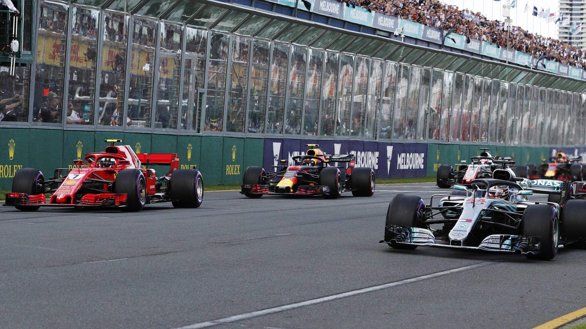 Formel 1 Sotschi 2021