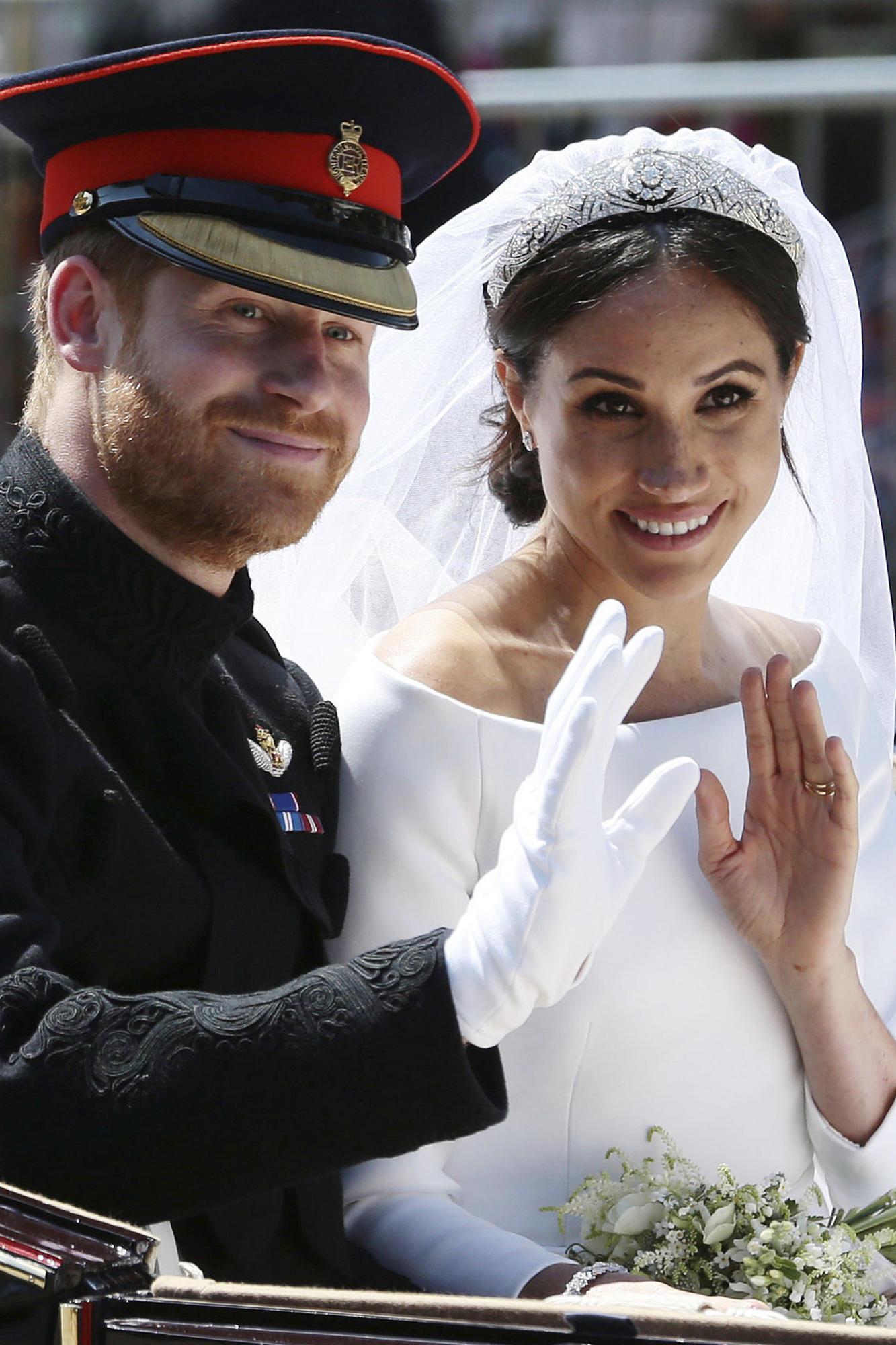 Meghan Und Harry Mussen Hochzeitsgeschenke Zuruckgeben