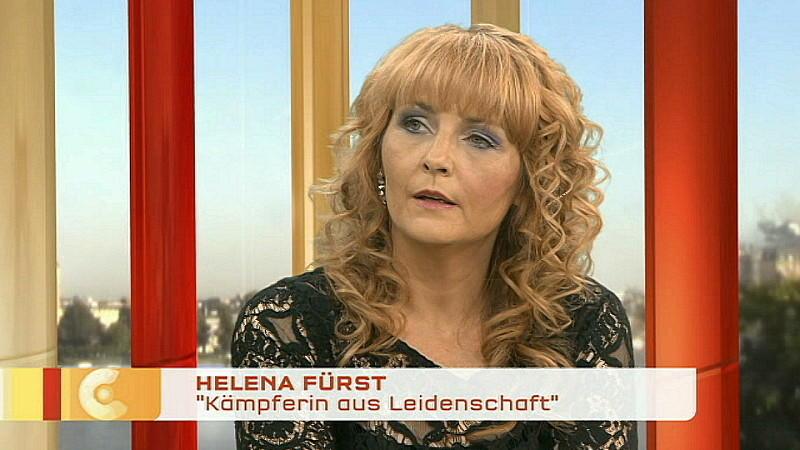 Helena Fürst Schlaganfall