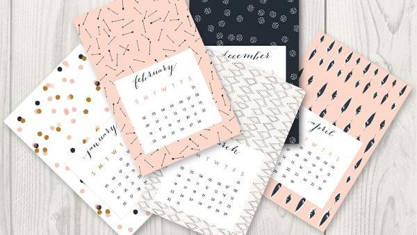 Kalender Selbst Gestalten So Versussen Sie Jeden Monat