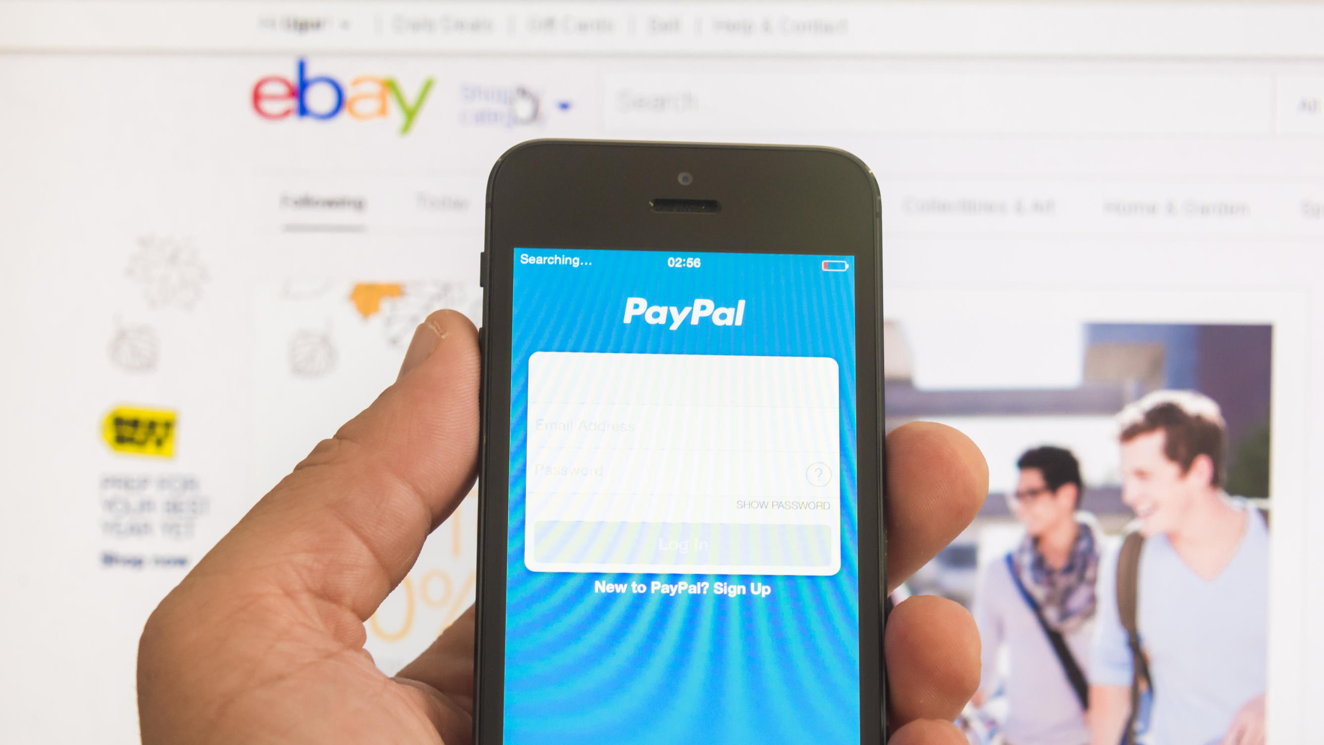 Betrugsmasche Paypal