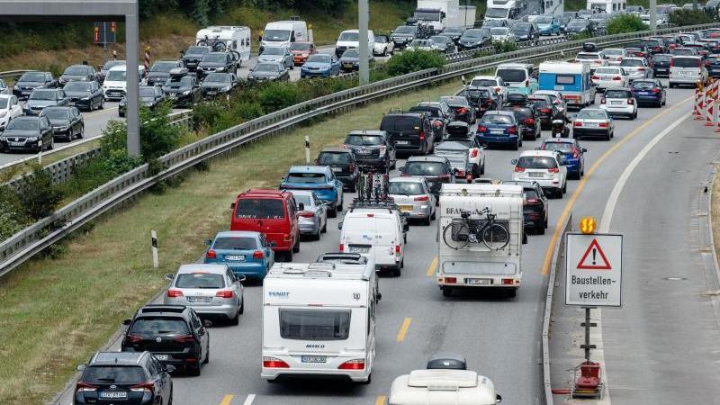 Staus Auf Autobahnen