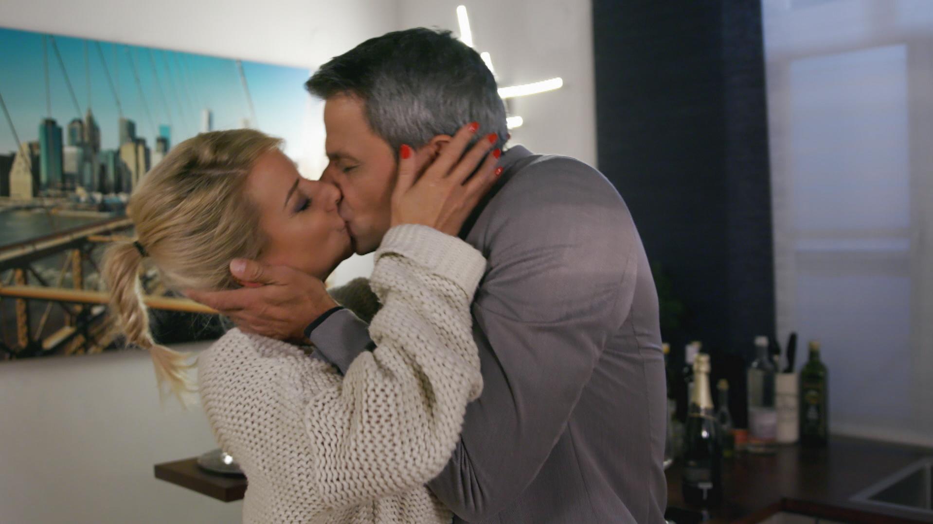 Unter uns: Ute und Benedikt küssen sich zum zweiten Mal