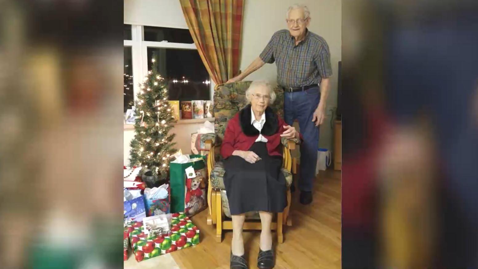 Rtl Weihnachten 2019.Sie Sind Seit 73 Jahren Zusammen Jetzt Soll Ein Rentnerpaar