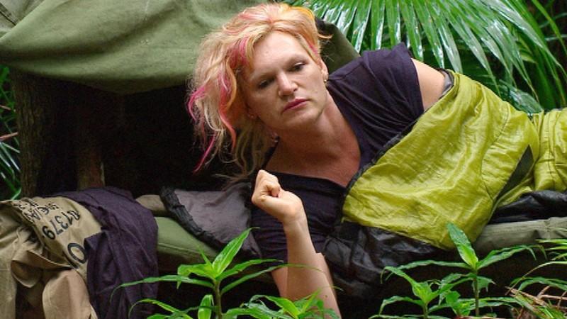 Olivia Jones Dschungelcamp