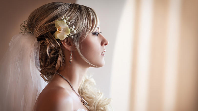 Brautfrisuren Selber Machen Anleitungen Für Drei Haarlängen