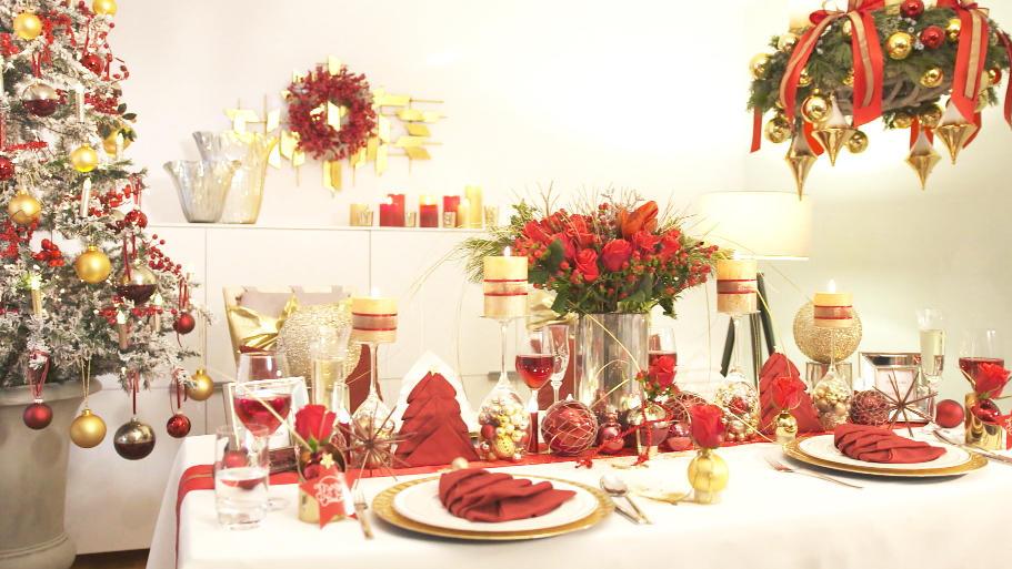 Stylische weihnachtstischdeko im instagram style - Stylische weihnachtsdeko ...