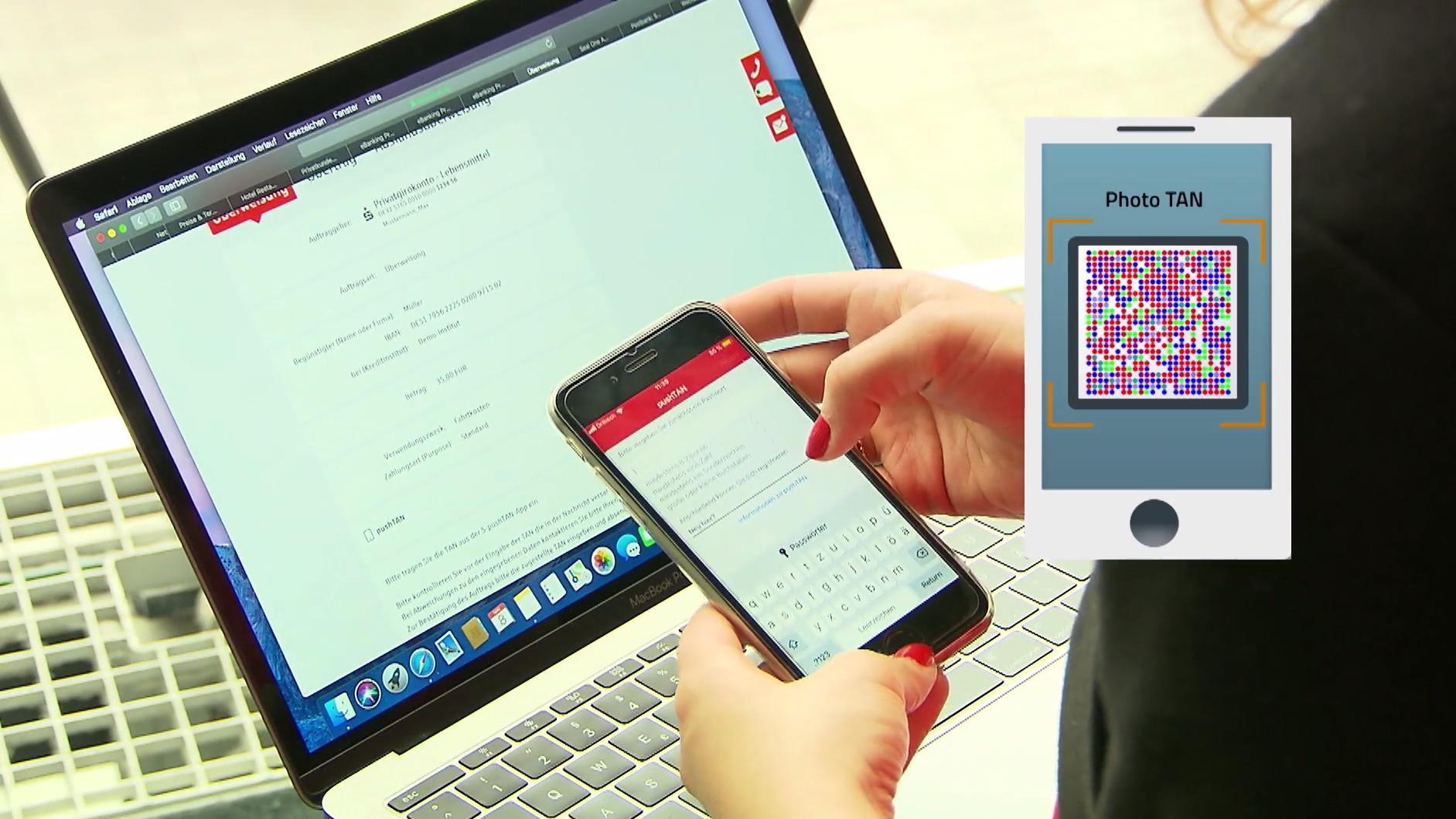 sicherheitsmaßnahmen beim online banking