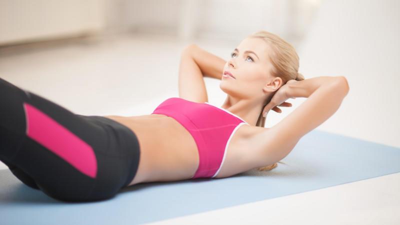 Zirkeltraining übungen Für Bauch Und Rücken