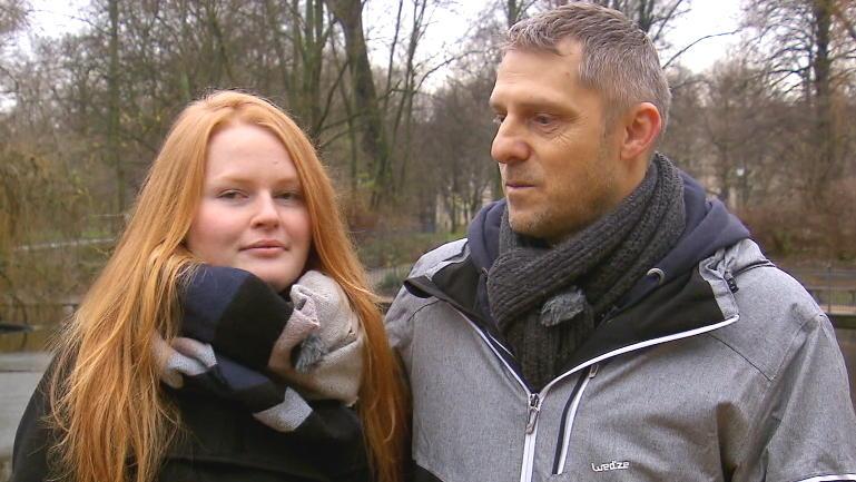 Verbotene Vater-Tochter Liaison