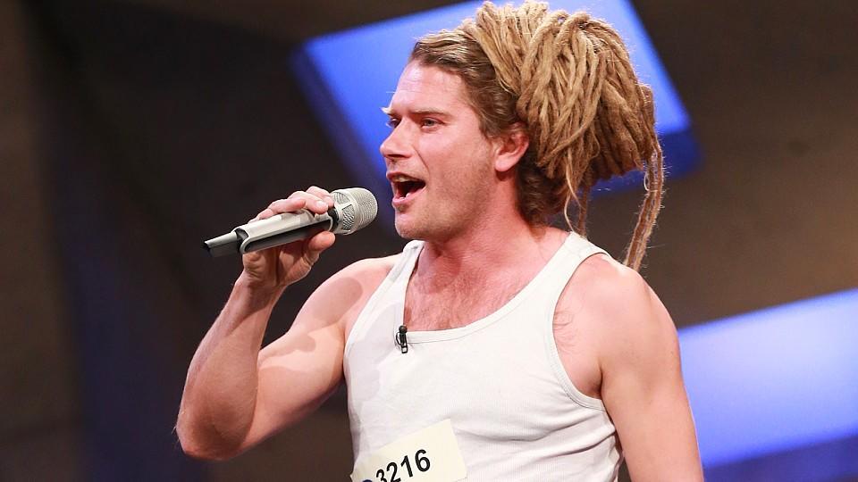 Dsds 2016 Kandidat Thomas Katrozan Setzt Fur Den Recall Auf Reggae