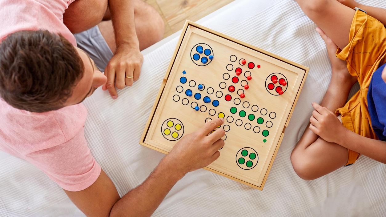 Brettspiele Für Die Ganze Familie