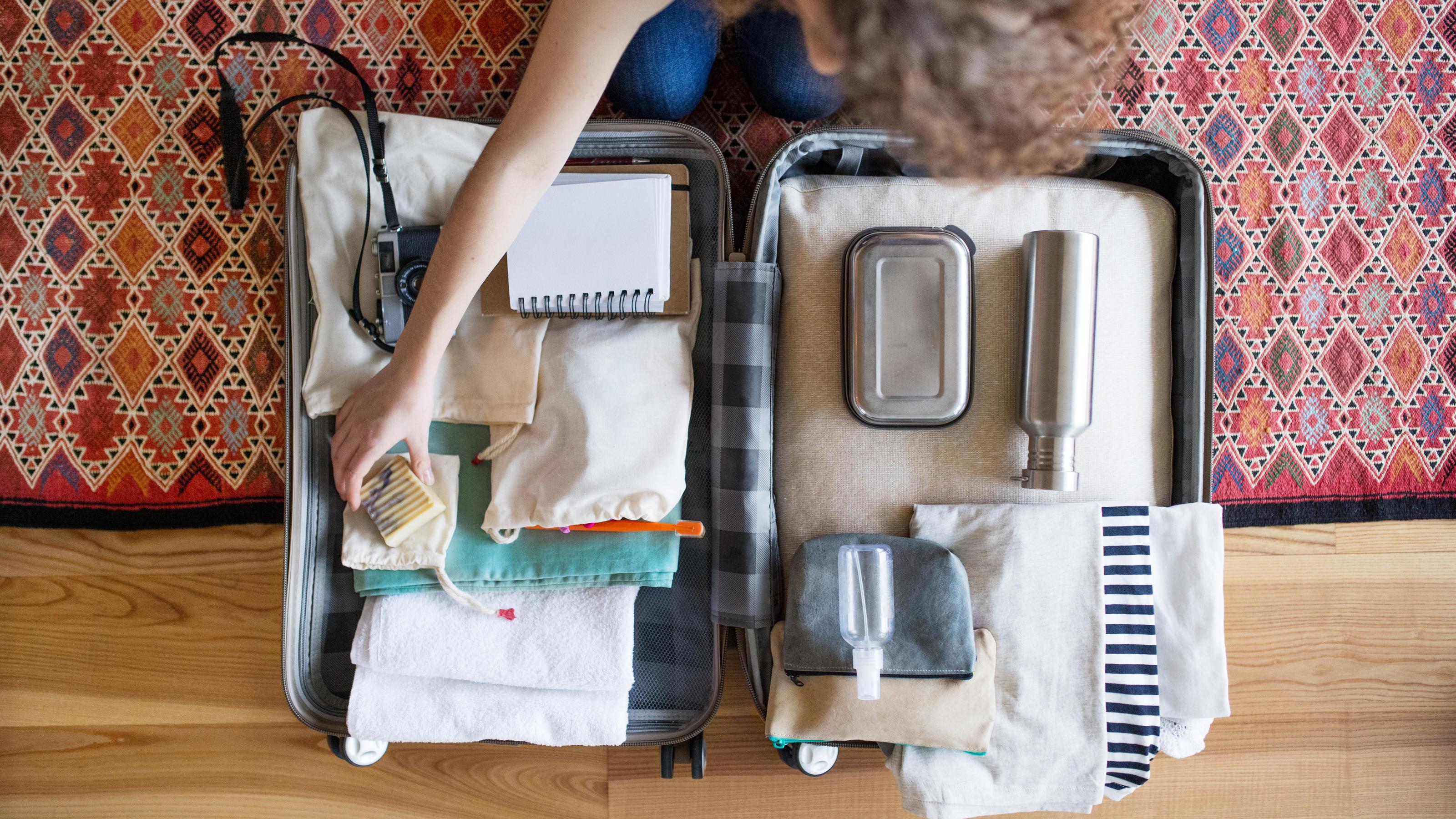 Was Darf Mit Ins Handgepäck? Flüssigkeiten, Rasierer Und