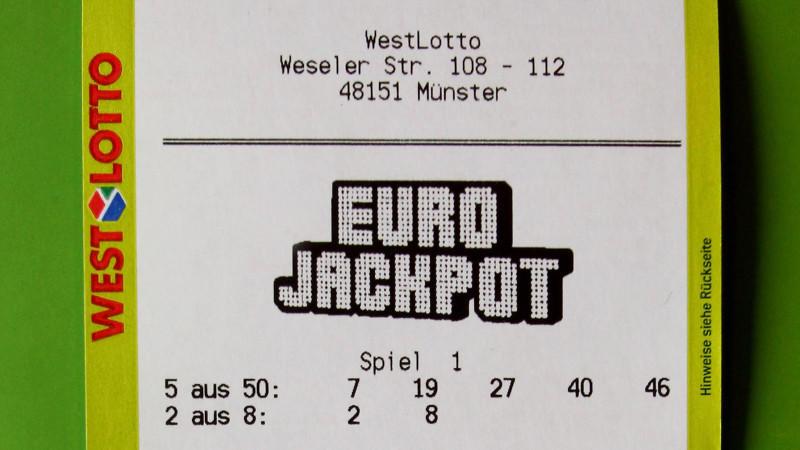 Eurojackpot Bis Wieviel Uhr