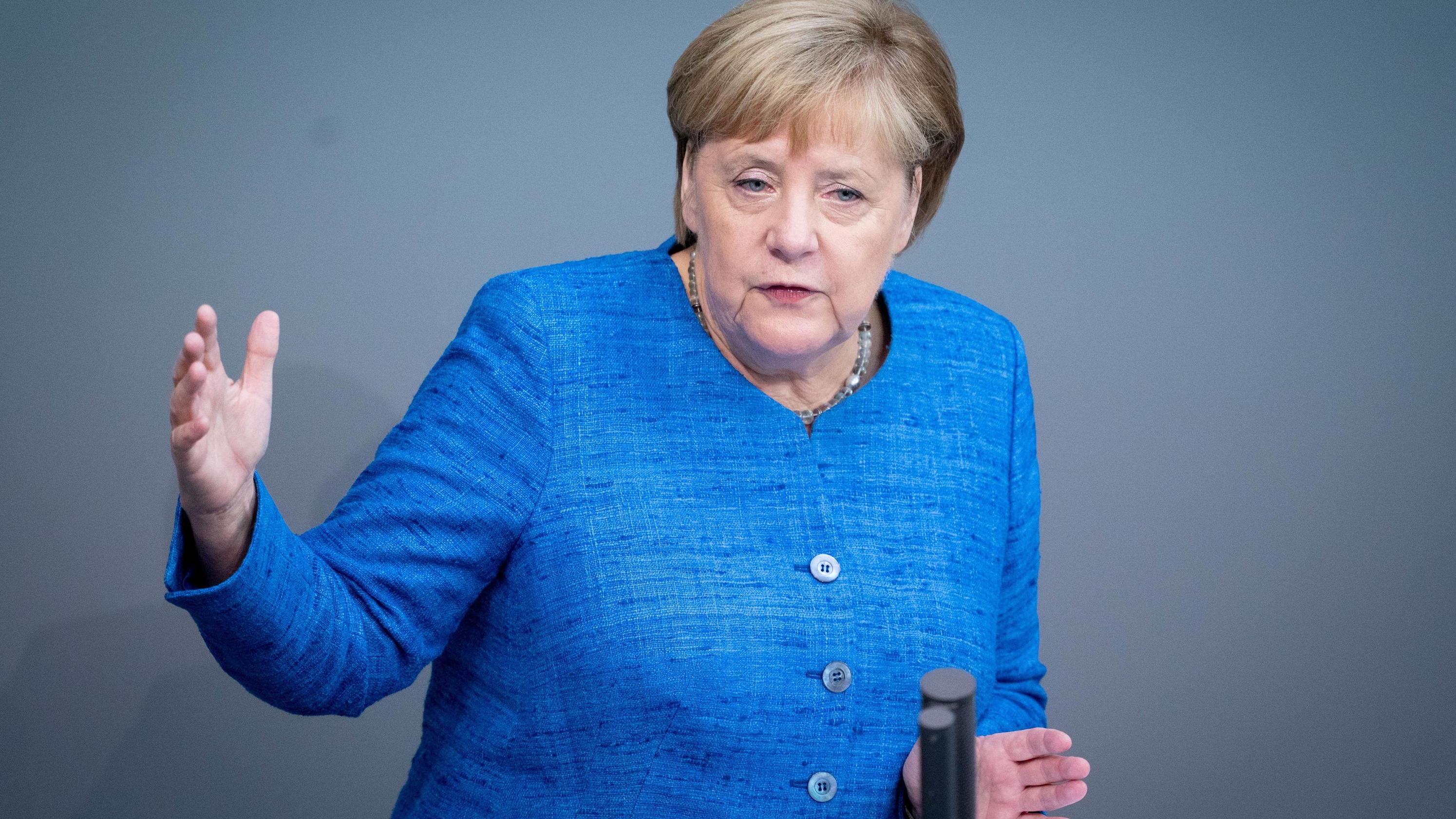 Merkel: Klimaschutz wird Geld kosten