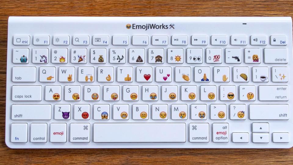 Emoji Tastatur Macht Smileys Tippen Am Computer Ganz Leicht