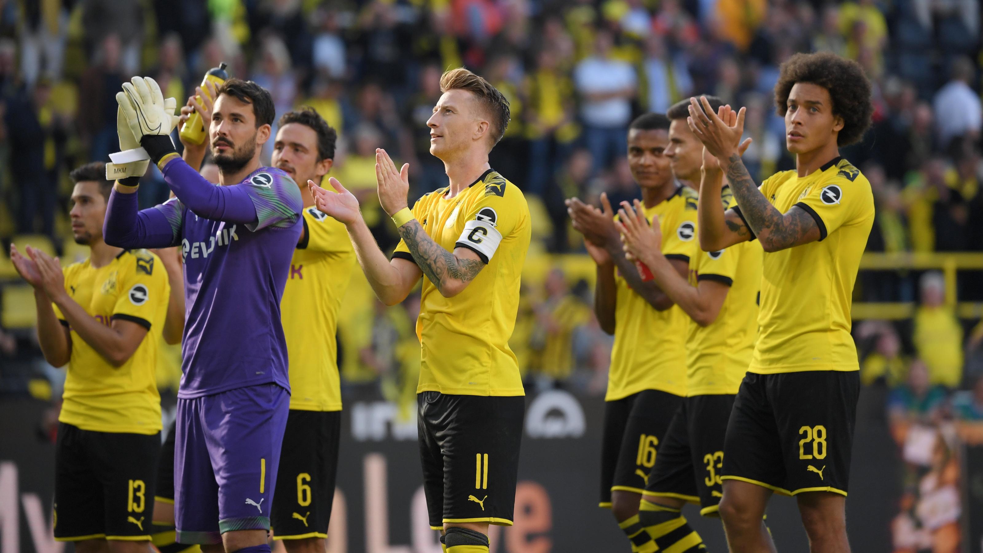 Dortmund Lissabon Champions League