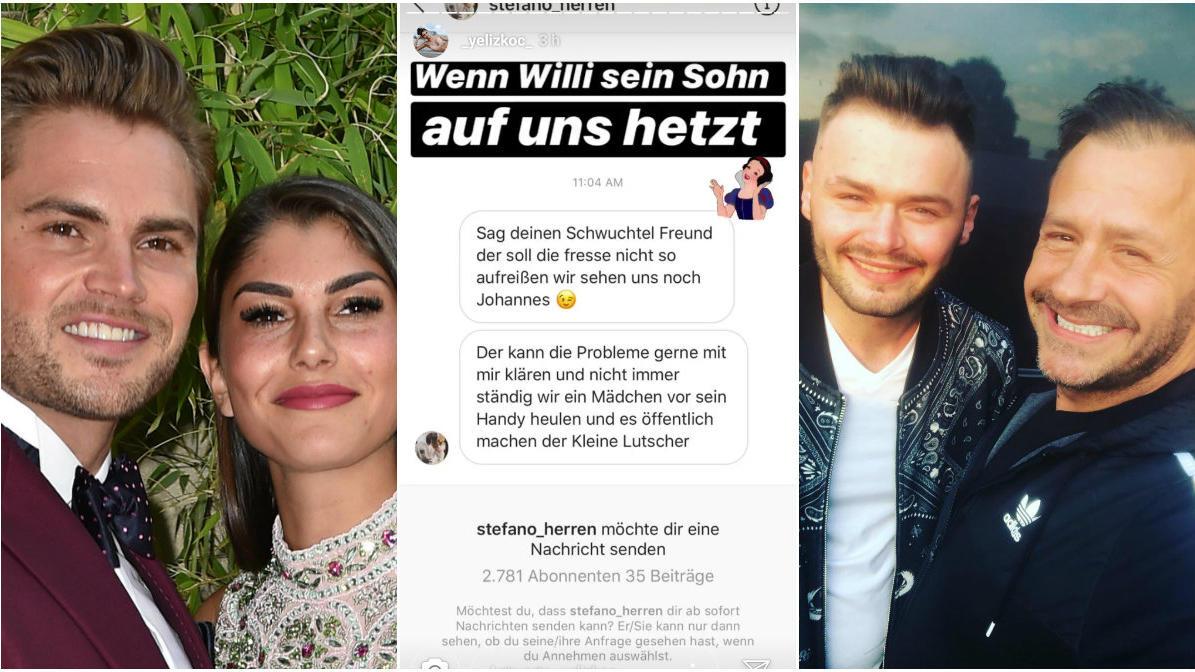 Sommerhaus Der Stars 2019 Willi Herrens Sohn Droht Johannes Haller