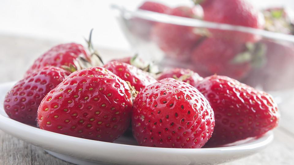 Erdbeeren Lagern