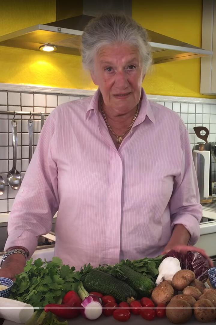 Food Blog Statt Rente 80 Jährige Startet Online Ihre Koch Karriere