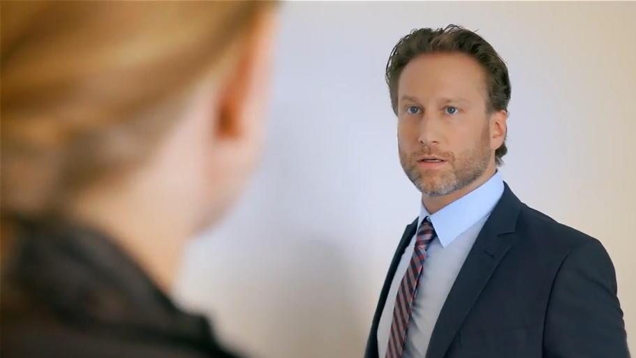 Flirt mit dem Anwalt