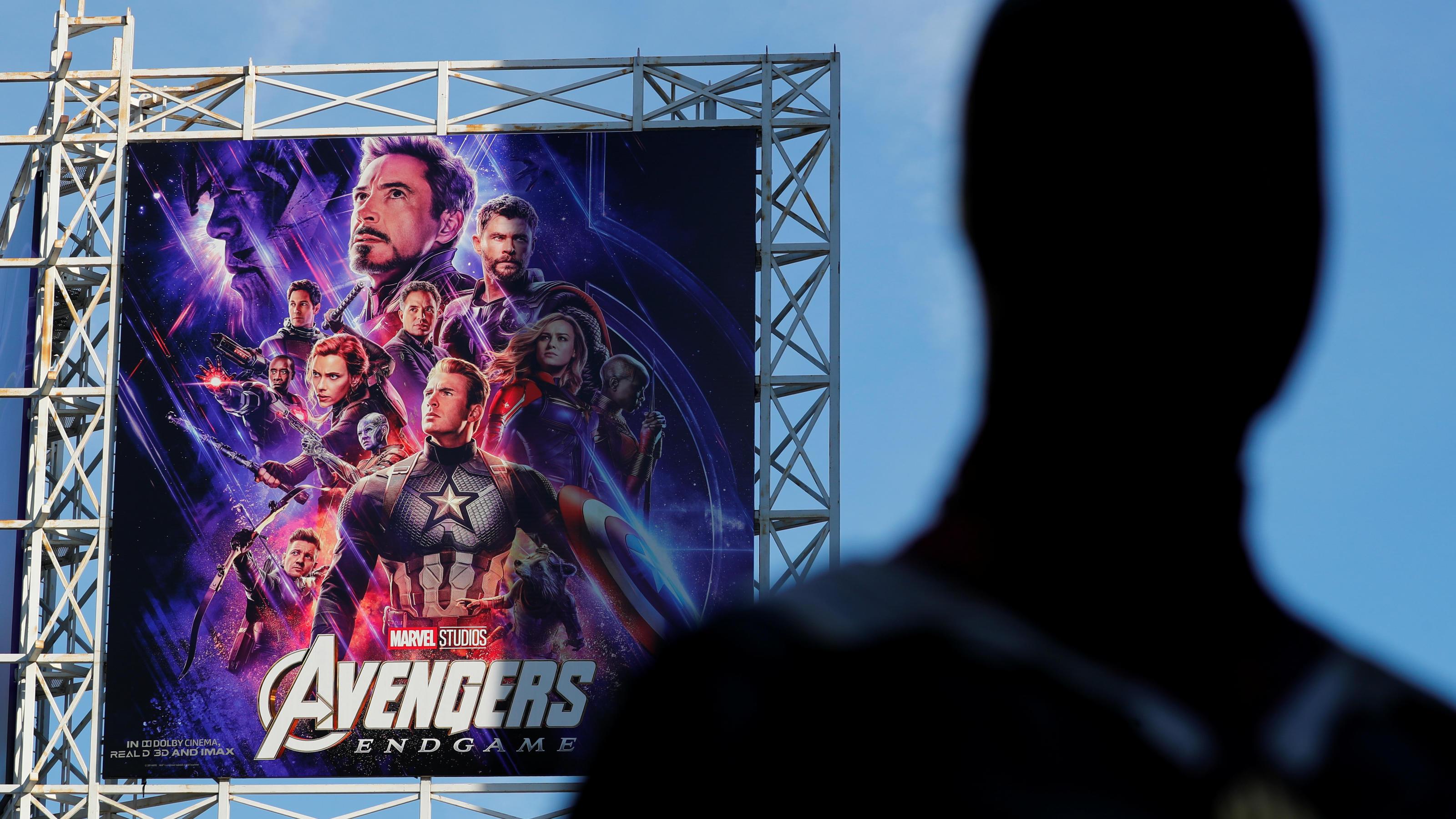 Avengers Endgame 12 Milliarden Euro Am Ersten Wochenende