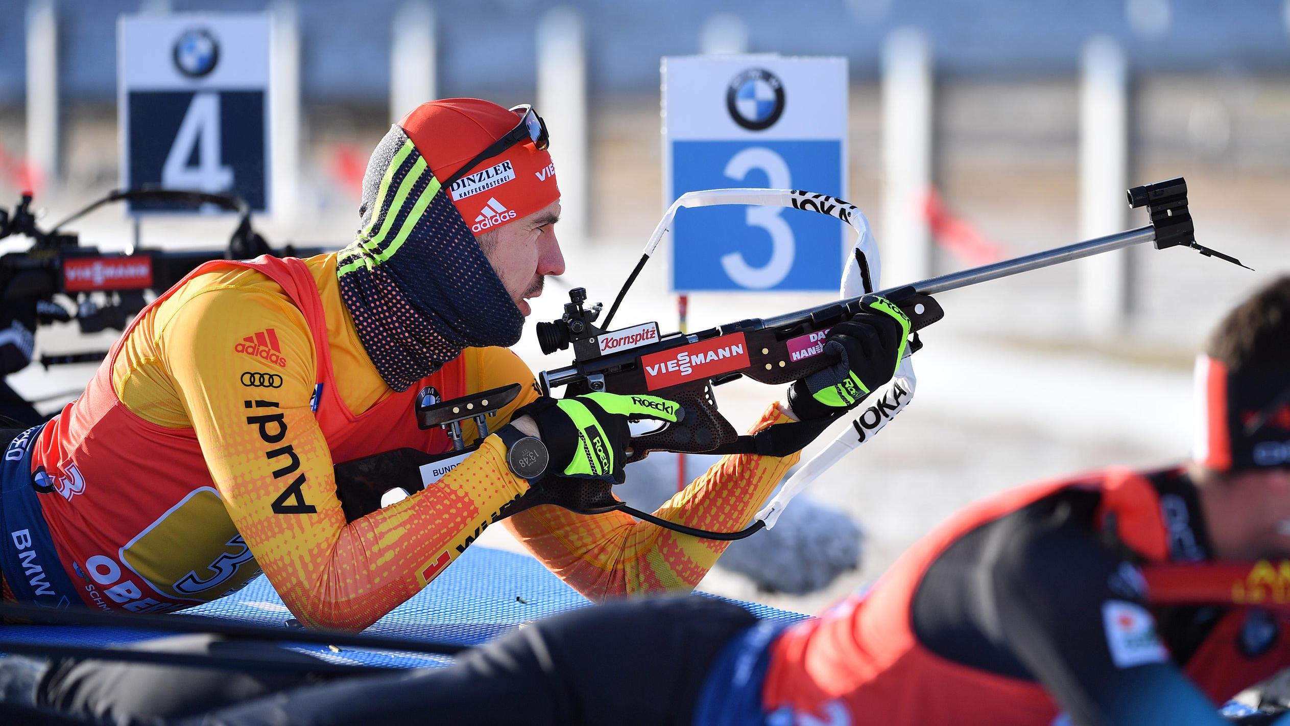 Biathlon Arnd Peiffer