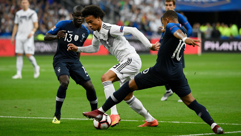 Fussball Deutschland Frankreich