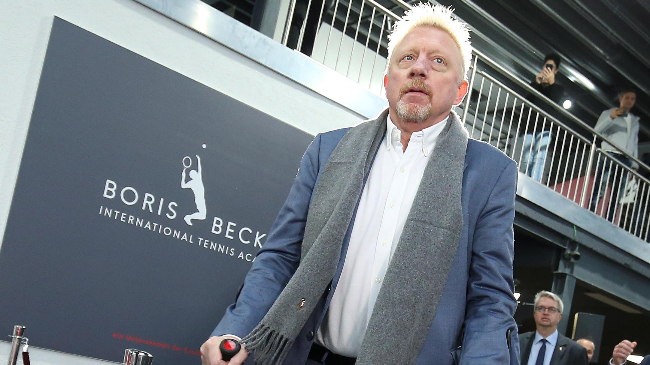 Boris Becker 2021