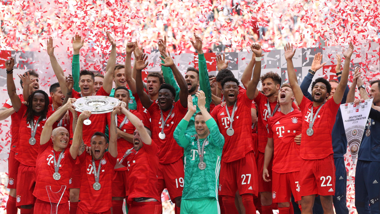 1 Bundesliga Meister