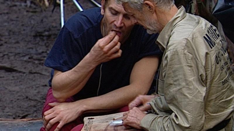 Hunger Im Dschungelcamp Peer Kusmagk Und Mathieu Carriere
