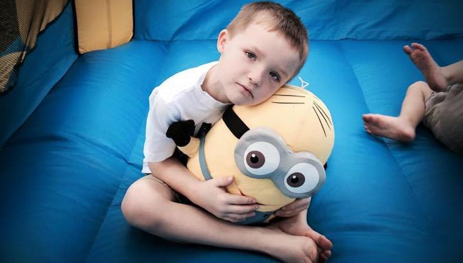 Noch mehr Geschenke: Spendenaktion für Autisten-Kind Glenn