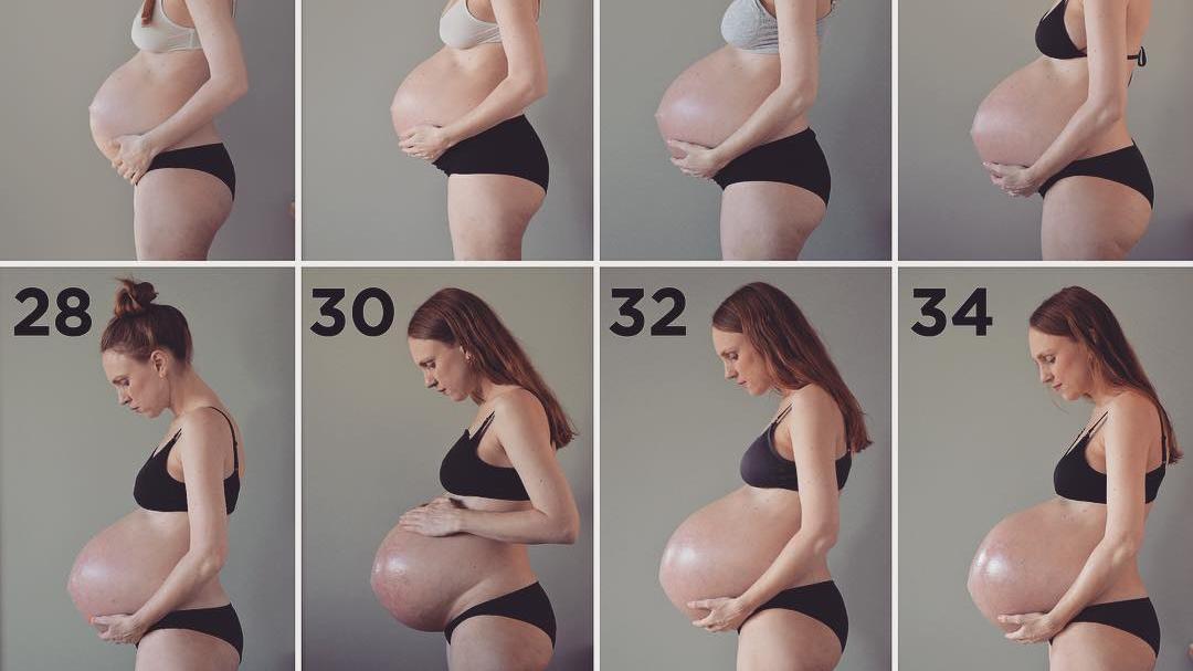 Ab Wann Sagt Man Hochschwanger