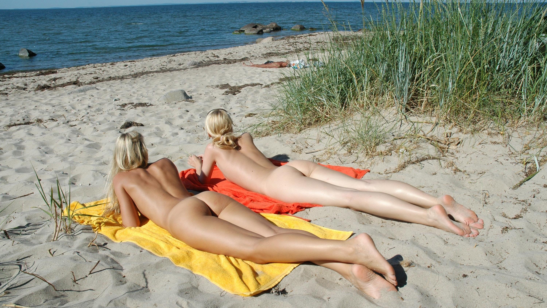 Sexy girl fkk strand — 12