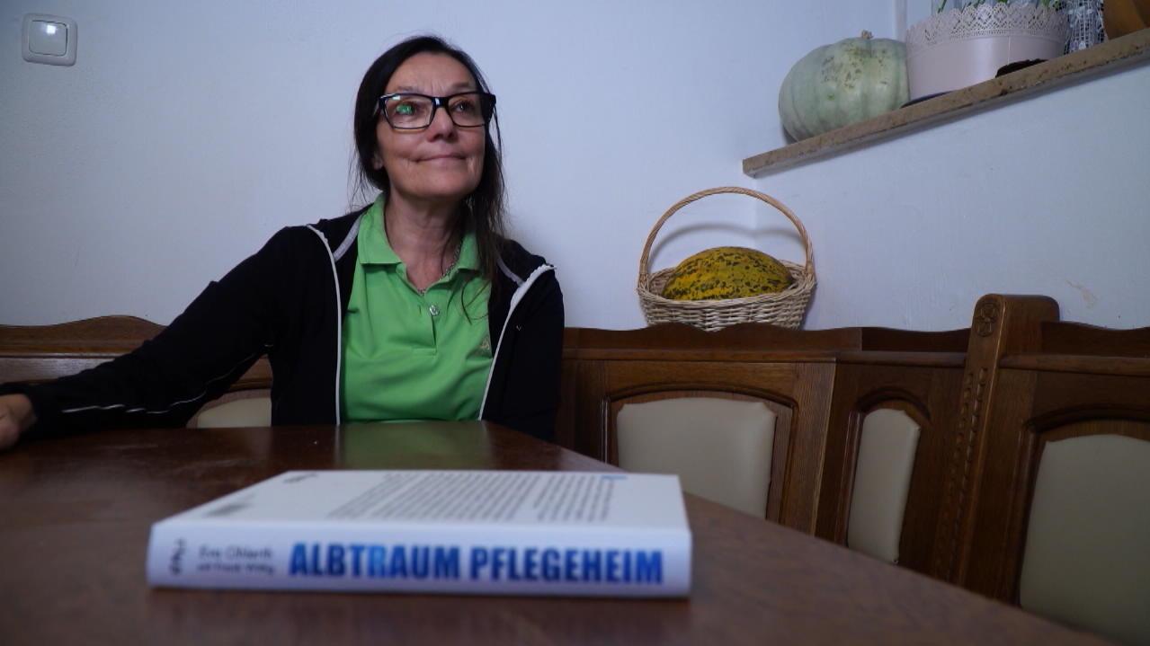 Albtraum Pflegeheim: Eine Ex-Angestellte packt aus